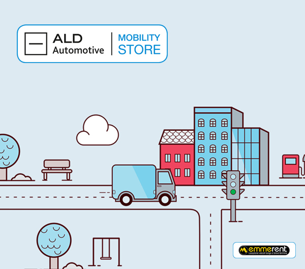 ALD MOBILITY STORE Emmerent Locazione